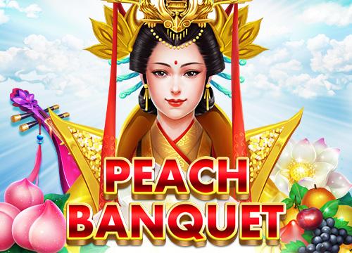 เกมสล็อต Peach Banquet