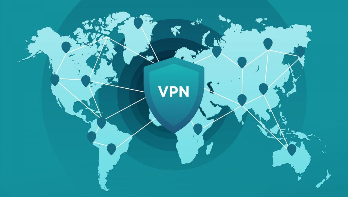 การใช้ VPN