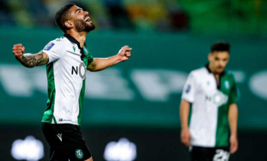 ฟุตบอลพรีเมียราลีก้า โปรตุเกส 2020/2021 : สปอร์ติ้ง ลิสบอน พบ นาซิอองนาล